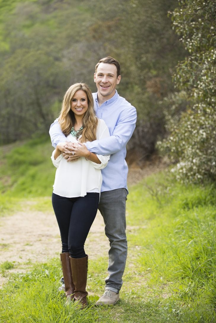 Pure Lavish Events Couple  Katria Jayne Photography  LA Engagement