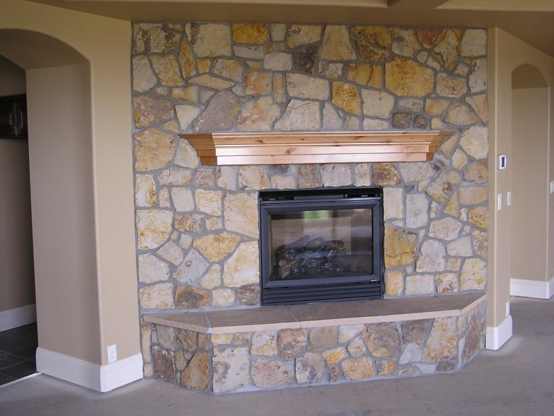Interior Fireplace & Accents