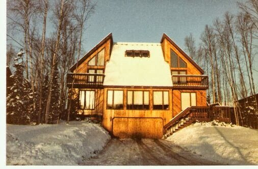 Built in Alaska by an Alaskan Dan Schroth