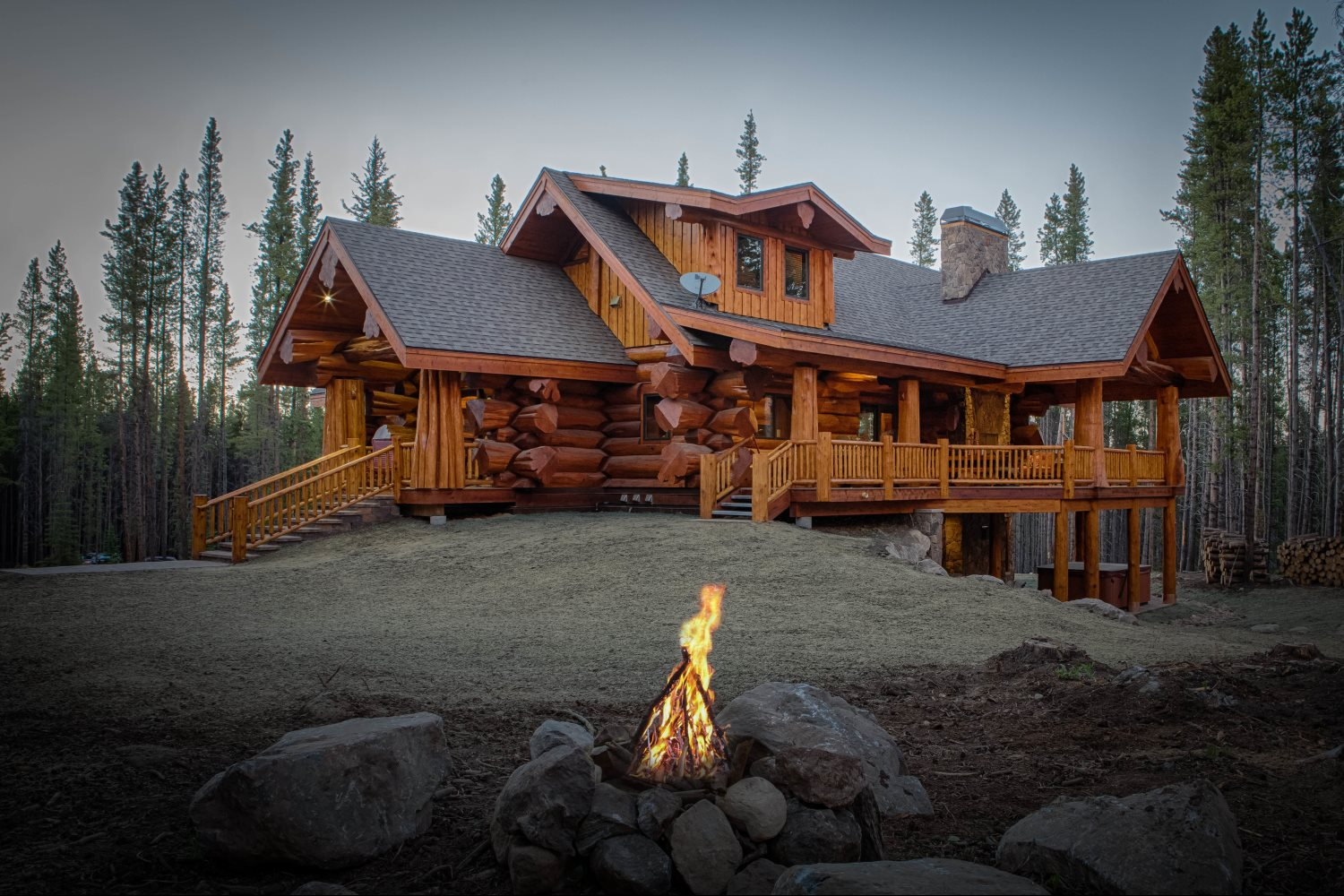 Image for Mountain home builders colorado