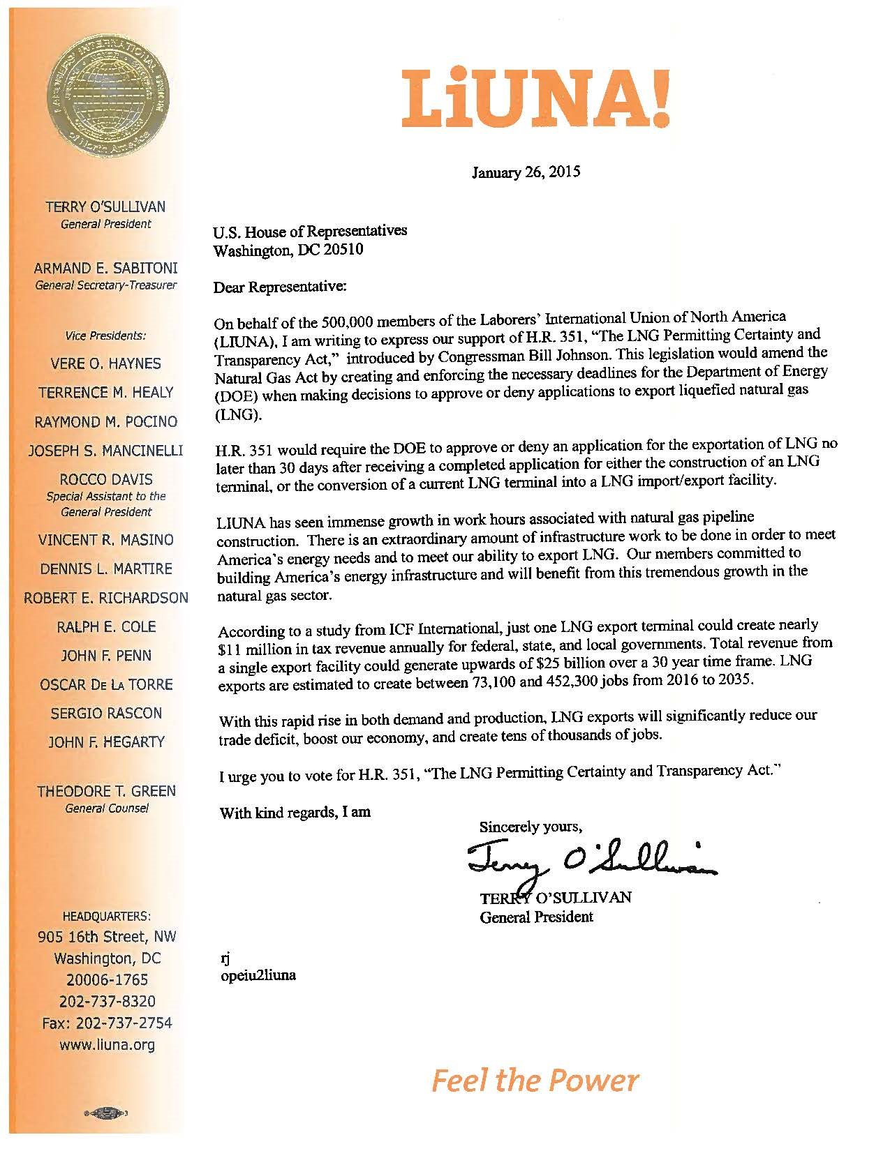 LIUNA Letter in Support of LNG Export Bill HR 351.jpg