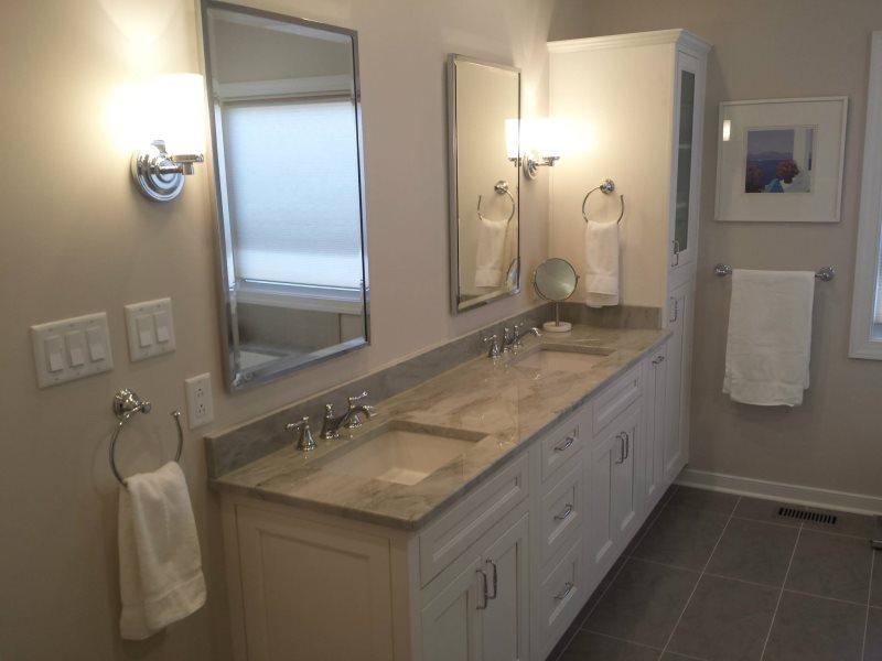 River Road Master Bathroom Remodeling