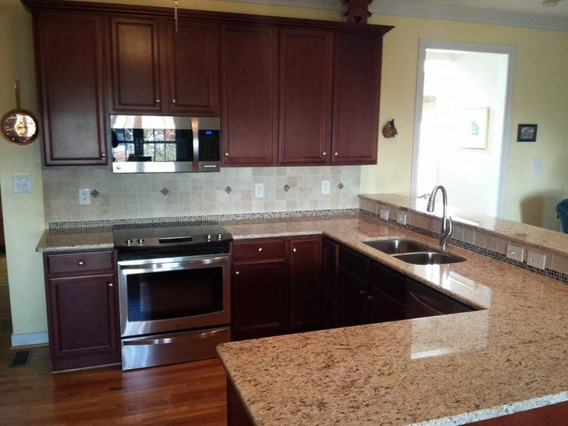 Glen Allen Kitchen Remodeling Carrington Hills