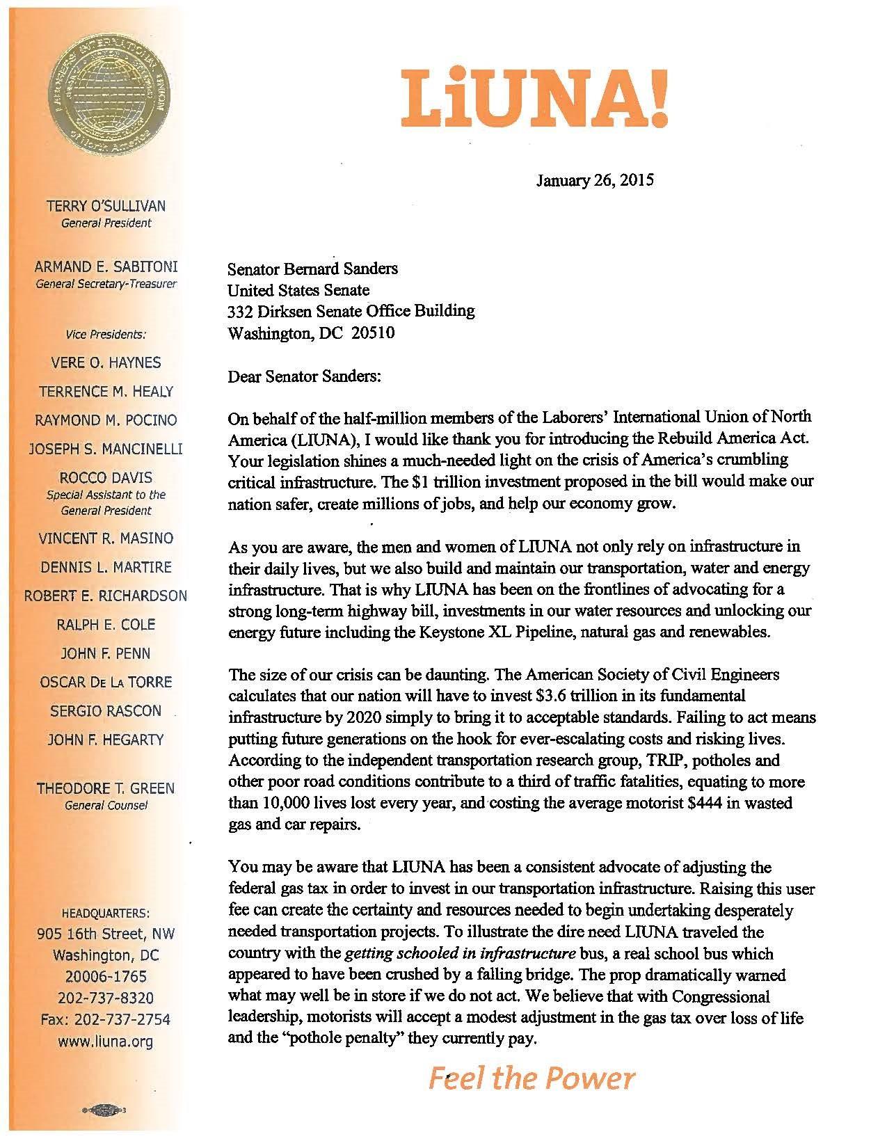 LIUNA Letter in Support of Senator Sanders Rebuild America Act_Page_1.jpg