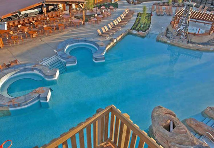 Reservations sunbelt builders show for Pool show dallas